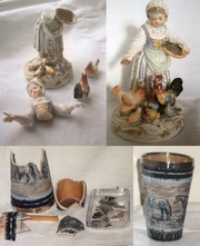 Porcelain and China Restoration .. Antiques or Modern